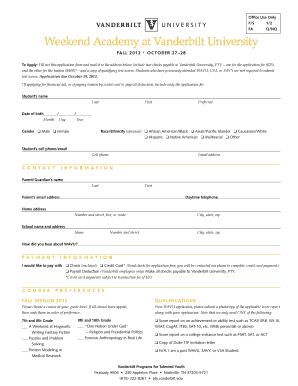 Printable Vanderbilt forms scoring - Edit, Fill Out & Download ...