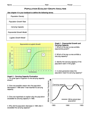 31 Population Ecology Worksheet Pdf - Worksheet Project List