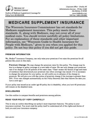 Medicare Part B Withdrawal Form