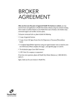 Patent broker agreement fill online printable fillable blank patent broker agreement pronofoot35fo Gallery