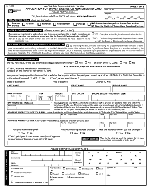 Fillable Online MV-44 (8/06) New York State Department of Motor ...