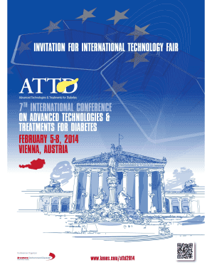 ATTD 2014 Fair Brochure - Kenes