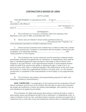 Bill Of Sale Form Texas Unconditional Lien Waiver And Release On ...