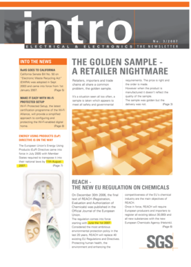 THE GOLDEN SAMPLE - SGS RSTS Component DataBase System