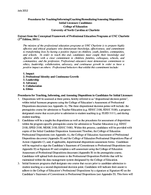Initial Counseling Plan Of Action Example Disposition Procedures Licensure