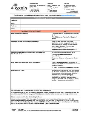 Fillable Online D004045v2 Form T16-iso Desktop Software Support ...