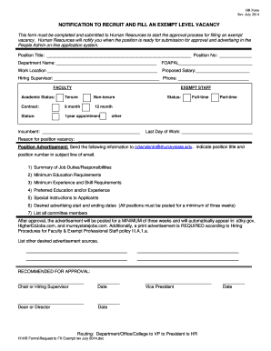 Editable Hr forms download - Fill Out Best Business Forms ...