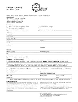 sample questionnaire for market survey