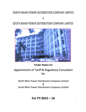 graphic about Printable Company Limited called NORTH BIHAR Electrical power DISTRIBUTION Small business Minimal SOUTH BIHAR