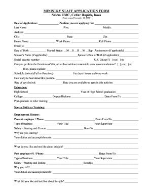 editable job application letter template word fillable printable