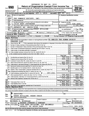 partnership tax return 2016 instructions