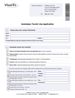 Fillable Online Azerbaijan Visahq Co Azerbaijan Visa Application For Citizens Of United Kingdom Azerbaijan Visa Application For Citizens Of United Kingdom Azerbaijan Visahq Co Fax Email Print Pdffiller
