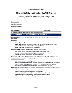 cross country certificate templates free american red cross water safety instructor wsi course