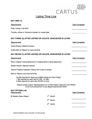 Printable Broker market analysis - Edit, Fill Out & Download Form ...