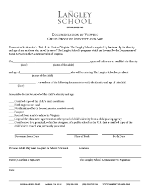 Editable proof of child care payment sample letter   Fill, Print