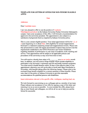 Academic Letter Of Recommendation Sample from www.pdffiller.com