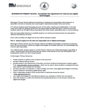 MPS end user agreement (Website copy) - Mornington Primary School