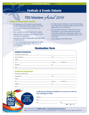 commitment form template