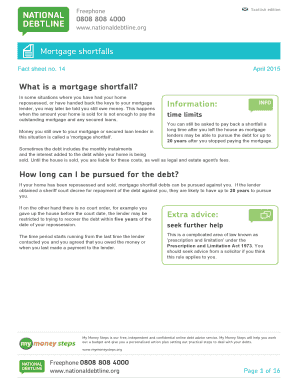 mortgage budget letter example - Fill Out Online, Download