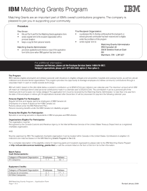Fillable Online P19884 Matching Grants Application form:Layout 1 ...