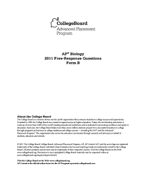2002 ap bio essay Ap: lab-related ap exam essays lab 1 osmosis and diffusion essay 1992 a laboratory assistant prepared solutions of 08 m, 06 m ap biology lab 2 enzyme catalysis essay 2000 the effects of ph and temperature were studied for an enzyme-catalyzed reaction.