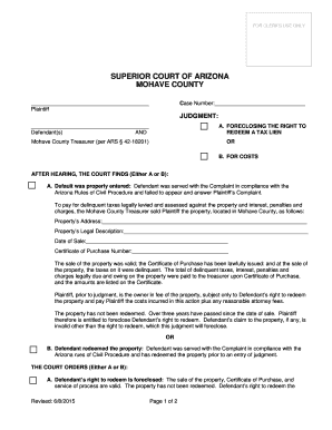 arizona quit claim deed form pdf maricopa county - Edit & Fill Out ...