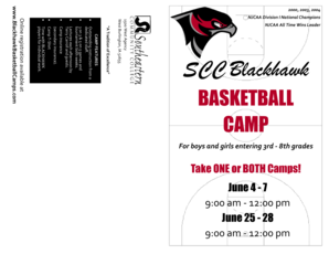 SCCBlackhawk - Men's Basketball Camps