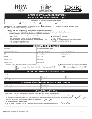 Medicaid Application Forms and Templates - Fillable & Printable ...