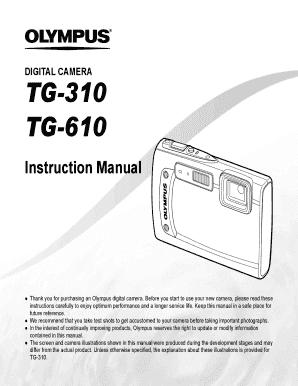 Download olympus tg-610 pdf user manual guide.