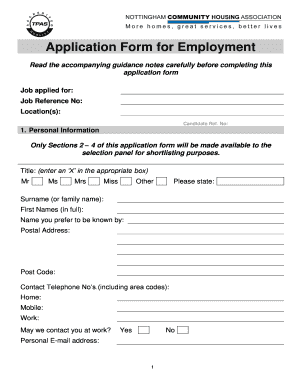Community Housing Form - Fill Online, Printable, Fillable, Blank ...