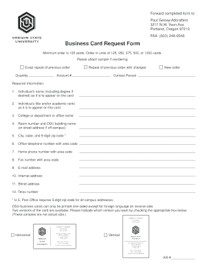 Business forms printing sample business forms in pdf business business card request form printing mailing services oregon colourmoves
