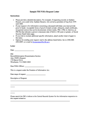 18 Printable Medical Records Request Letter Forms And