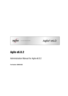 Administration Manual Agile e6. Specifies the XML API for the Java ME Platform. Developed under JCP version 2.6 as JSR 280, XML API for Java ME.