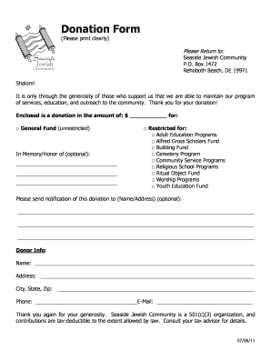 photograph relating to Printable Goodwill Donation Receipt named Editable goodwill donation tracker - Fillable Printable
