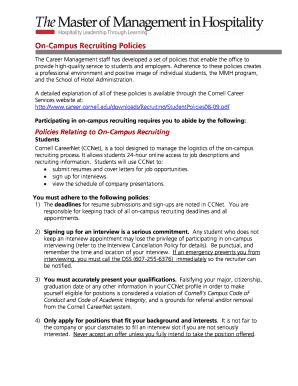 Printable nyu careernet login - Edit, Fill Out & Download
