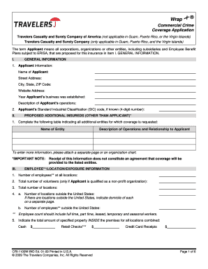 Commercial Property Management Agreement Pdf. Commercial Crime Coverage  Application   Novickgroupcom