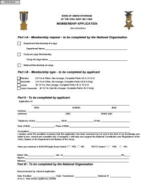 eagle scout application pdf filler