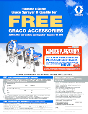 Fall Promotion Coupon - Graco