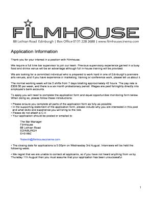Strayer university peregrine exam fill online printable fillable bar supervisor application filmhouse cinema edinburgh fandeluxe Gallery