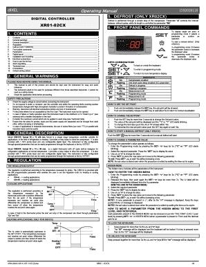Fillable Online Porkka Operating Manualoperating Manual Hjem Porkka Fax Email Print Pdffiller