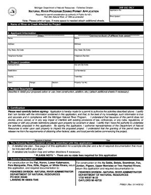 PR8031-Natural Rivers bPermitb Application - Antrim County Soil bb