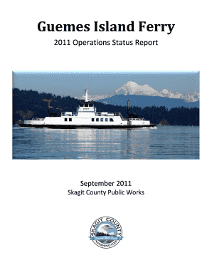 Vehicle Service Due Status Report 2017 Ferry Operations Final 9 Doc