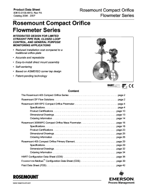 3051S Configuration Data Sheet - Southeastern Automation