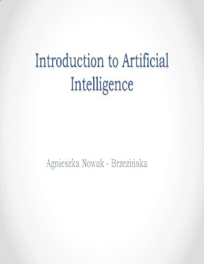 introduction to artificial intelligence wolfgang pdf