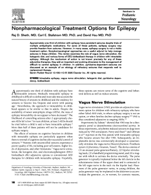 Common treatment options and management strategies epilepsy