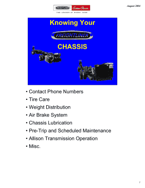 Microsoft PowerPoint - Knowing Your Chassis August 2004ppt