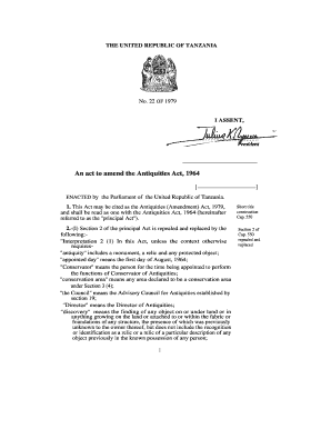 Acting appointment letter template edit fill print download an act to amend the antiquities act 1964 bmnrtbbgobbtzb altavistaventures Gallery