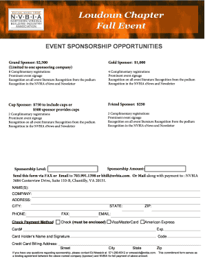 printable event sponsorship proposal ppt - edit, fill out, Powerpoint templates