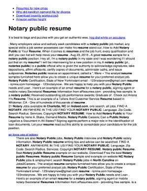 Candidature Resume Examples Notary Public Inspirational Paralegal