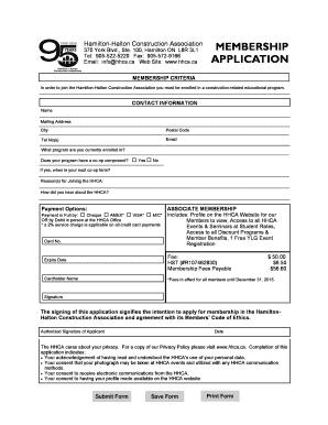 2015 Membership Application   Student PAGE 1pub